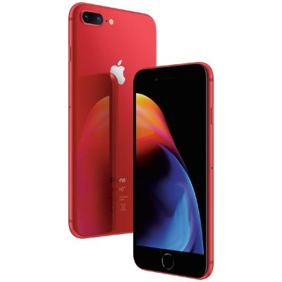 Смартфон Apple iPhone 8 Plus RED Special Edition